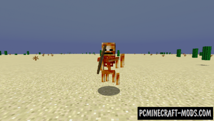 Mutated Mobs Mod For Minecraft 1.12.2