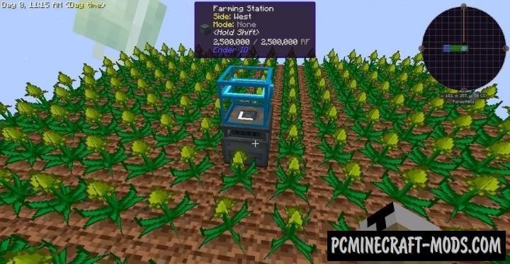 Mystical Agradditions - Farm Mod For Minecraft 1.16.5, 1.12.2