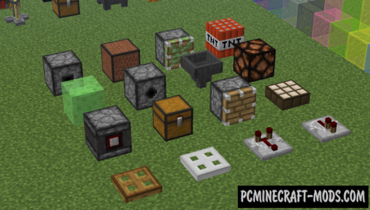Default Patch 16x Texture Pack For Minecraft 1.16.4, 1.16.3, 1.15