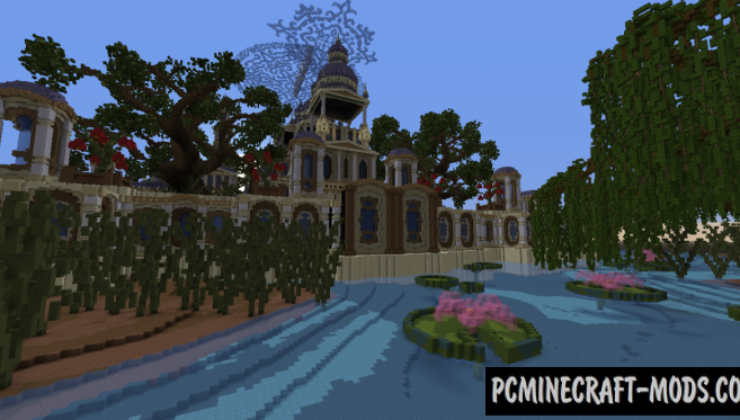Eudémonia Map For Minecraft
