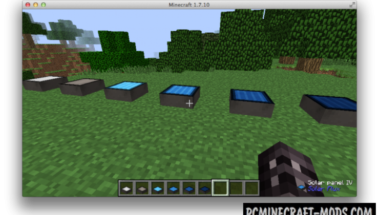 Solar Flux Reborn - Tech Mod For Minecraft 1.16.5, 1.12.2