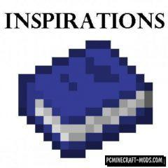 Inspirations - Tweaks Mod For Minecraft 1.16.1, 1.15.2, 1.14.4