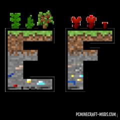 Enhanced Farming - Food Mod For Minecraft 1.16.5, 1.12.2