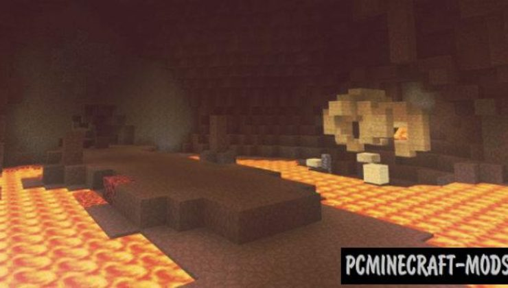 Ancient Boss Monster Minecraft PE Bedrock Mod 1.9.0, 1.7.0