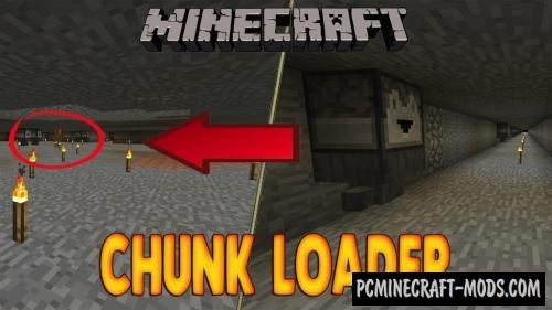 Chunk Loader: Monument of the Gods Map For Minecraft