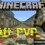 PvP Arena for Battles Minecraft PE Bedrock Map 1.4, 1.3.0