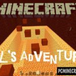 Demonic Mansion Adventure Minecraft PE Map 1.3.0, 1.2.10