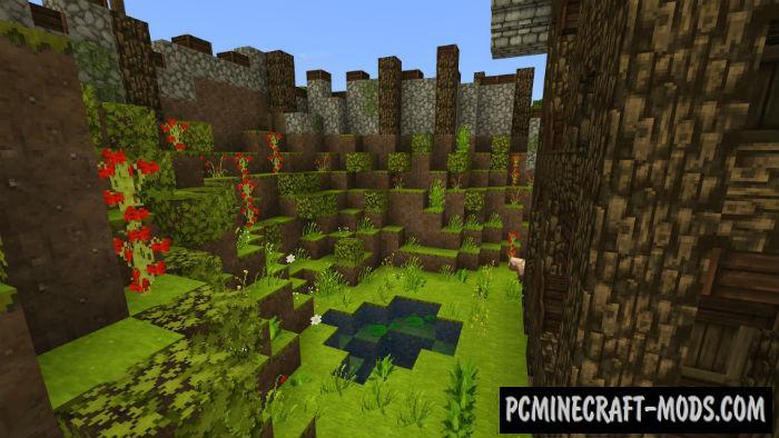 Hobbit Survival House Minecraft PE Map 1.3.0, 1.2.11, 1.2.10