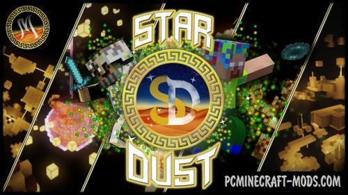 Star Dust Map For Minecraft
