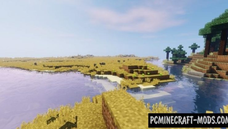 Land of the Sun Resource Pack For Minecraft 1.12.2