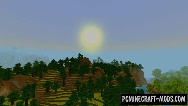 Lightweight Shaders Minecraft PE Bedrock Mod 1.14.25