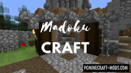 MadokuCraft 32x Resource Pack For Minecraft 1.15, 1.14.4