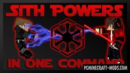 minecraft command block ice power