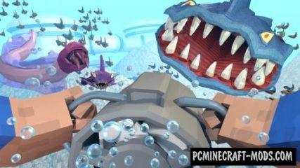 Subnauticraft - Tech Mod For Minecraft 1.15.2, 1.12.2