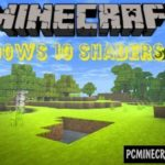 Realistic Animations Shaders Minecraft Mod 1.3.0, 1.2.10, 1.2.9