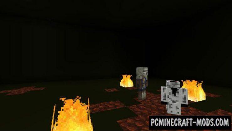 World Of Entity 303 Adventure Minecraft PE Map 1.5.0, 1.4.0