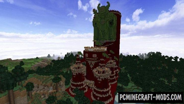 DungeonDQ Mod For Minecraft 1.12.2, 1.11.2, 1.10.2