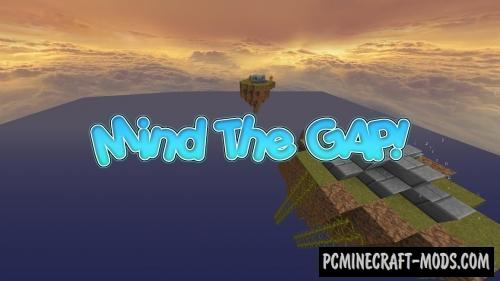 Mind The Gap! Map For Minecraft