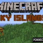 Skyblocks Mod For Minecraft 1.12.2, 1.11.2