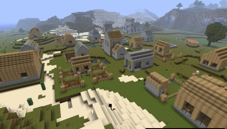 Millenaire - New Villagers Mod For Minecraft 1.12.2