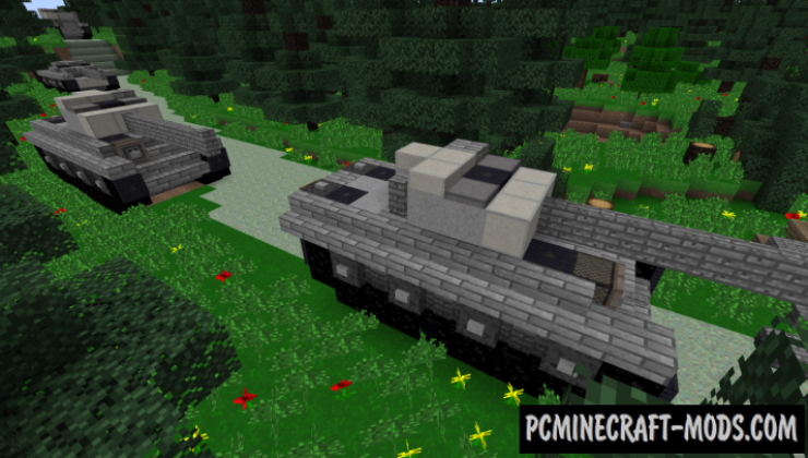 Angry's WWII Resource Pack For Minecraft 1.12.2