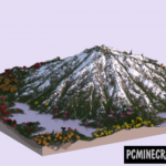 Ultimate World of Naruto Map For Minecraft