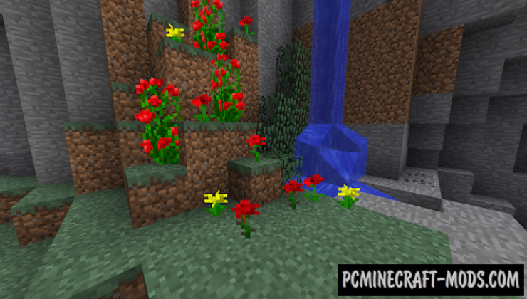 Vanilla Boom - New Blocks, Items Mod MC 1.16.5, 1.16.4, 1.12.2