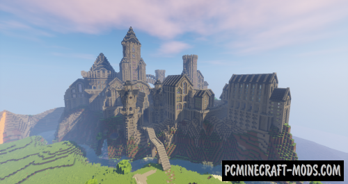 Castle Iv Map For Minecraft 1 15 1 1 14 4 Pc Java Mods
