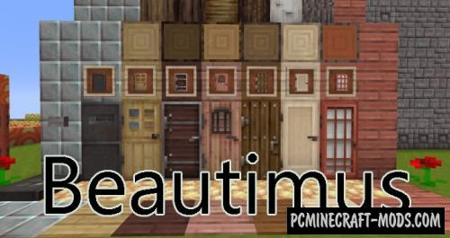 Beautimus 16x Decor Resource Pack For Minecraft 1.12.2