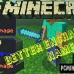 PC GUI Windows 10 Minecraft PE Bedrock Mod 1.9.0, 1.8.0, 1.7.0