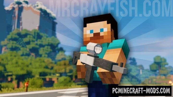 MrCrayfish's Gun Mod For Minecraft 1.12.2