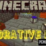Winter Season Minecraft PE Bedrock Mod 1.6.0, 1.5.3