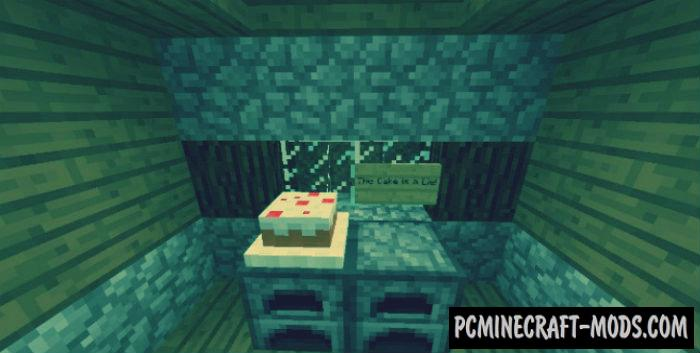 Decorative Food Minecraft PE Bedrock Mod 1.9.0, 1.8.0, 1.7.0