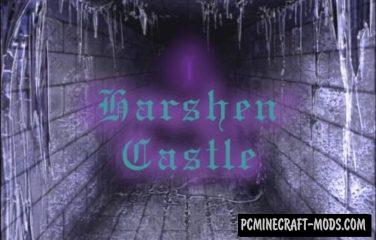 Harshen Castle Mod For Minecraft 1.12.2