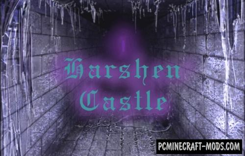 Harshen Castle - New Structures, Dimension Mod For 1.12.2