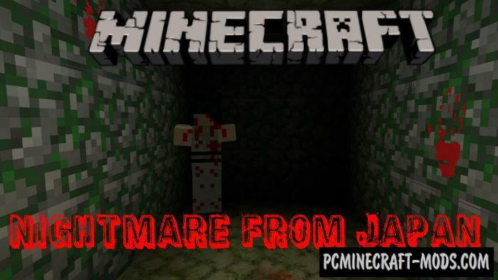 Nightmare from Japan Minecraft PE Map 1.5.0, 1.4.0, 1.2.13