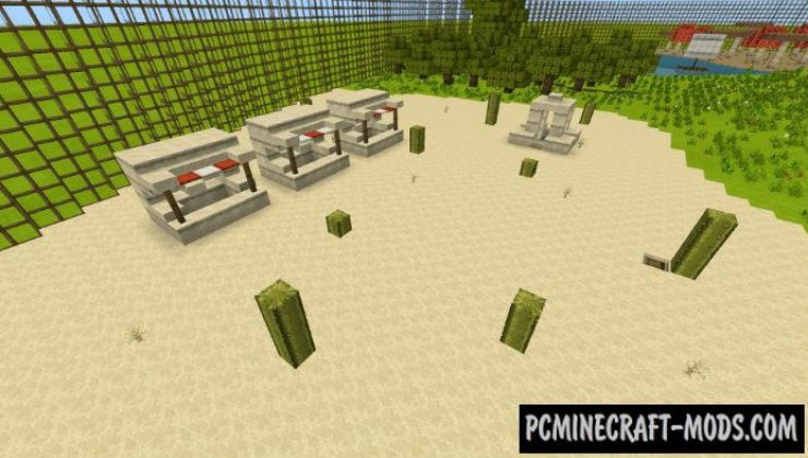 Random Arcades Mini-Games Minecraft PE Map 1.4.0, 1.3.0
