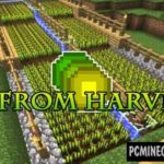 Pam's Simply Strawberries Mod For Minecraft 1.12.2