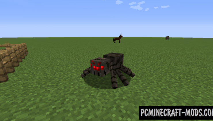 Exploding Mobs Mod For Minecraft 1.12.2