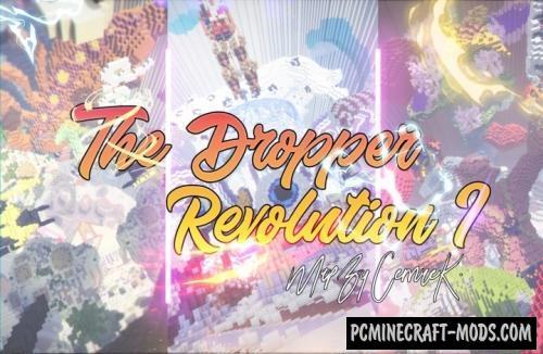 The Dropper: Revolution I - Parkour Map For MC