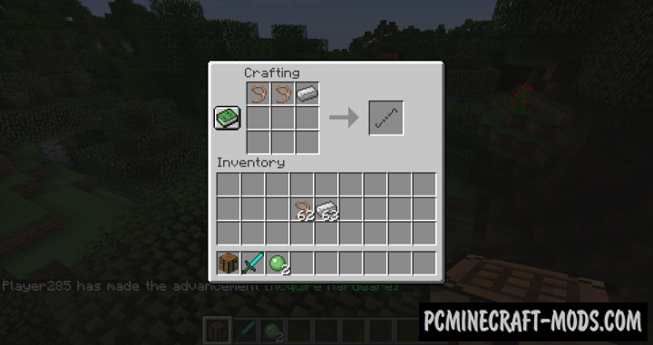 Entity Spring Mod For Minecraft 1.12.2