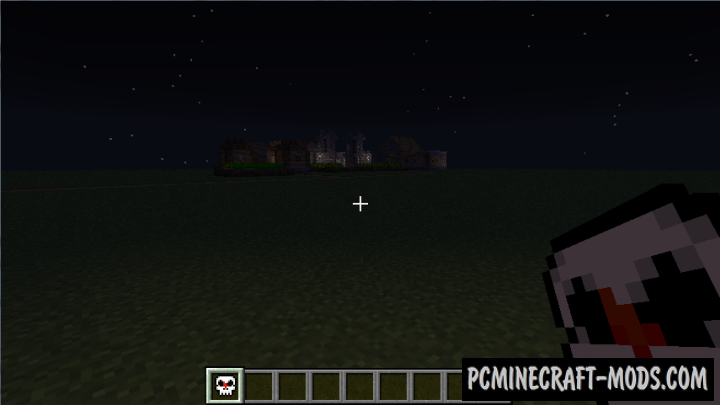 Death Compass Mod For Minecraft 1.12.2