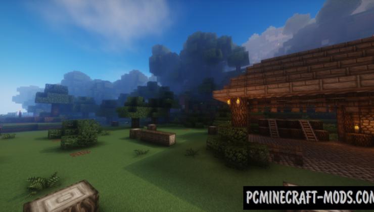 David's Details 64x Resource Pack For Minecraft 1.11.2, 1.10.2