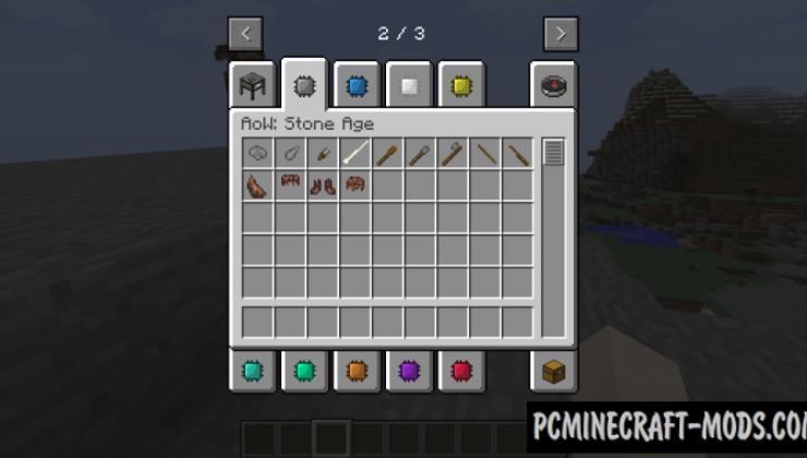 Age of Weapons - Guns Mod For Minecraft 1.12.2, 1.11.2