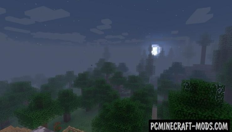 Dynamic Surroundings Mod For Minecraft 1.12.2, 1.11.2, 1.10.2, 1.9.4