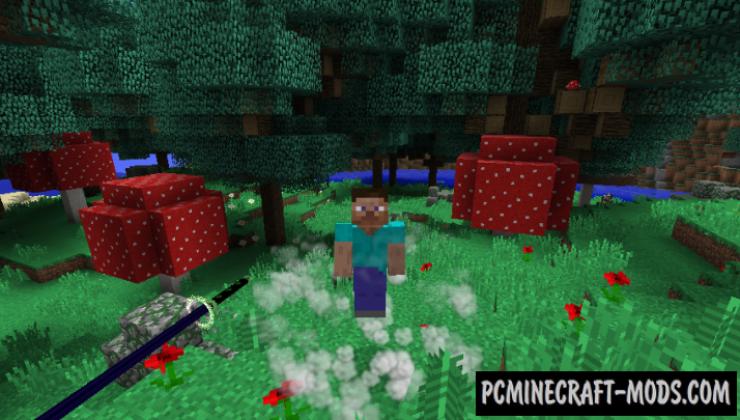 Thaumic Katana Mod For Minecraft 1.12.2