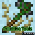 Primal Tech Mod For Minecraft 1.12.2