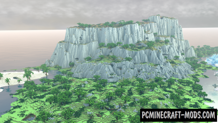 Giants Playground Map For Minecraft