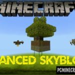 Survival with Adventures Minecraft PE Bedrock Map 1.4, 1.3.0