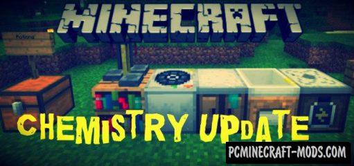 Chemistry Update From Minecraft Education Edition For MCPE Map